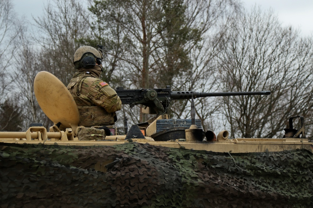 2-5 CAV rolls out for CBR XI phase II