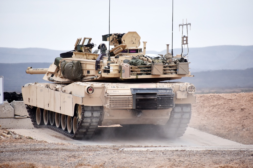 1-1 CAV tests Trophy Active Protection System for tanks