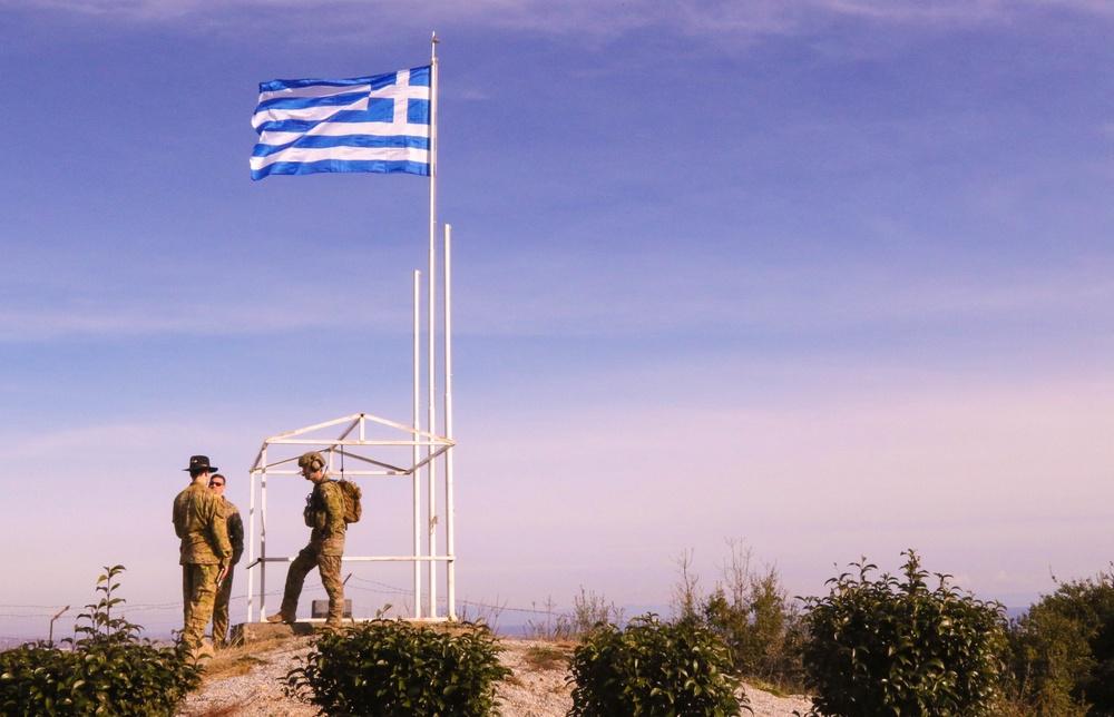 Stetsons in Greece