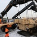 Atlantic Resolve Vehicle Loading