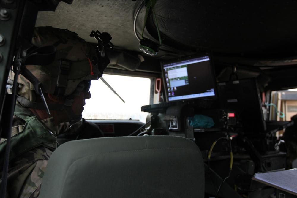 ECSD commander provides C2