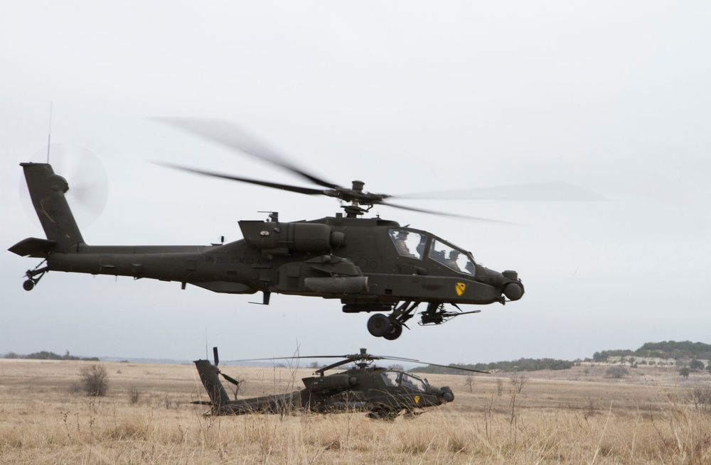 Air Cav lends abilities to Pegasus Forge IV
