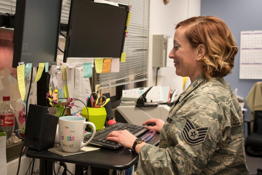 179th Airlift Wing Member Provides Care Near and Far