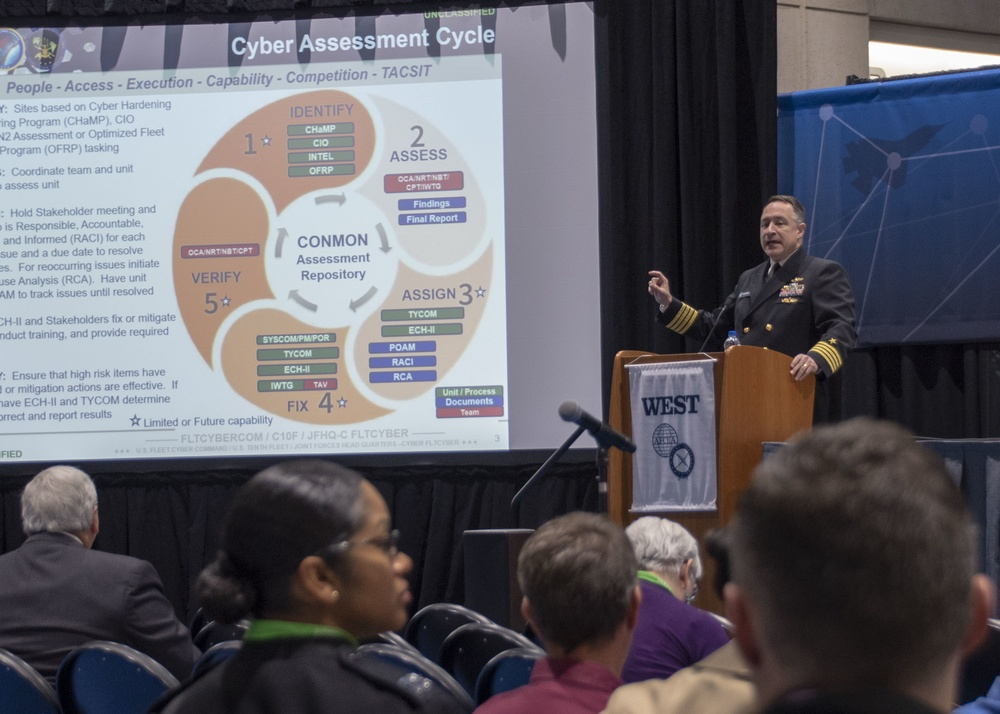 Fleet Cyber Command Official Discusses Cyber Readiness Inspections