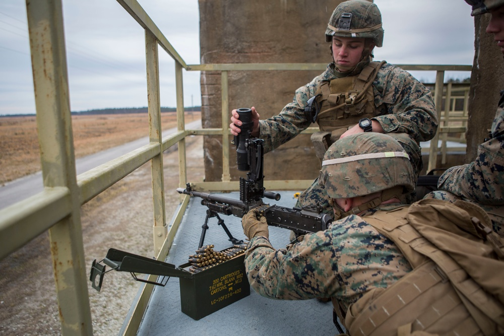 24th MEU increases airfield security proficiency