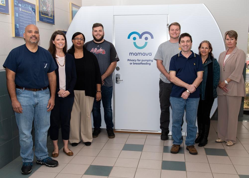 New Nursing Pods at NSWC PCD