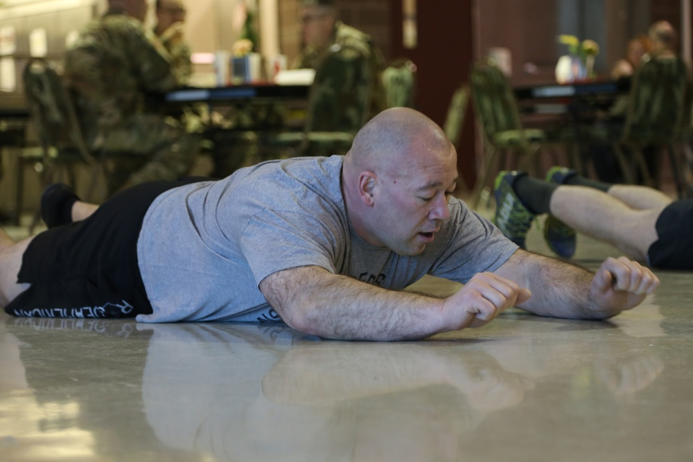 "Alaska Army National Guard unveils ""GetFit"" physical training program"