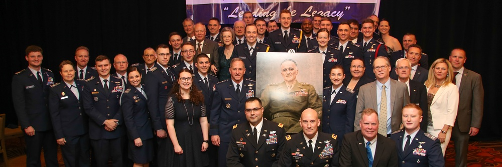 CSAF meets with auxiliary airmen during Spaatz Association event