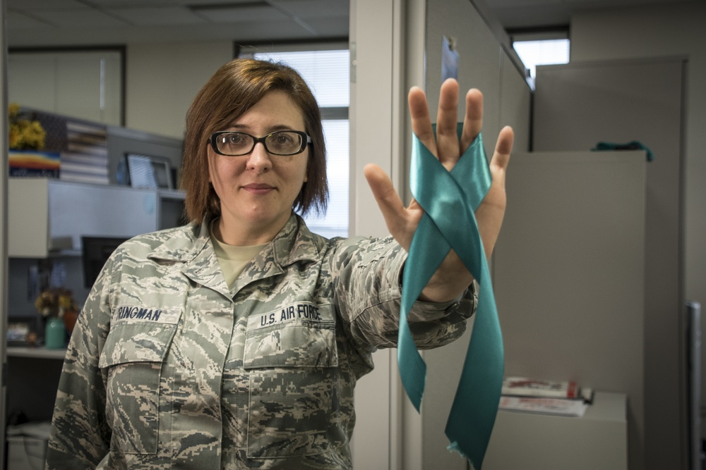 Airman Supports Wingmen Through Victim Advocacy