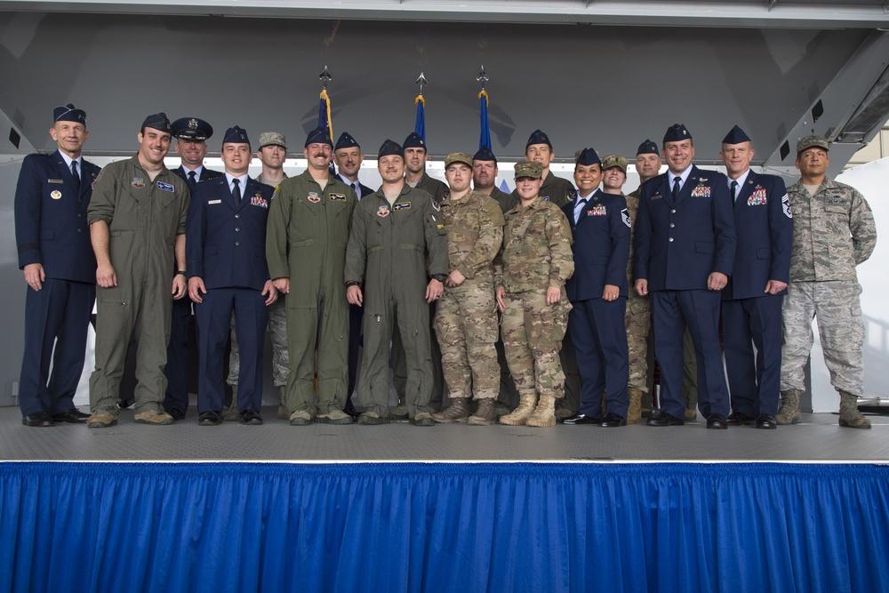 74th Fighter Squadron awarded Gallant Unit Citation