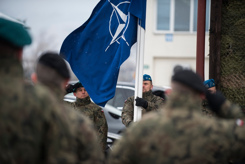 20th anniversary of NATO expansion