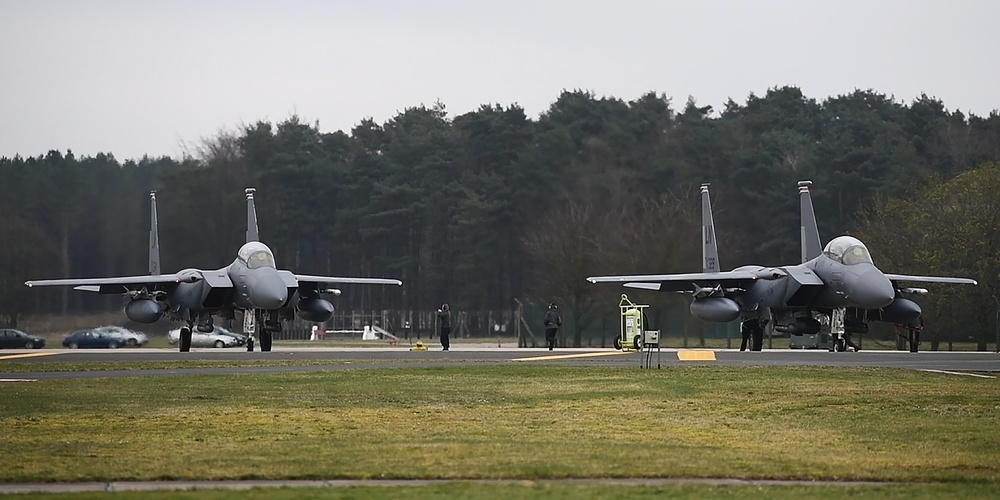 US, UK's exercise Point Blank introduces new elements to the fight