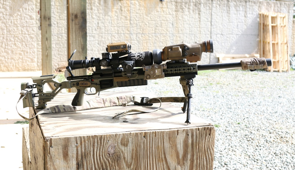 2019 United States Army Special Operations Command International Sniper Competition
