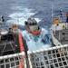 Coast Guard Cutter Munro conducts first operational patrol