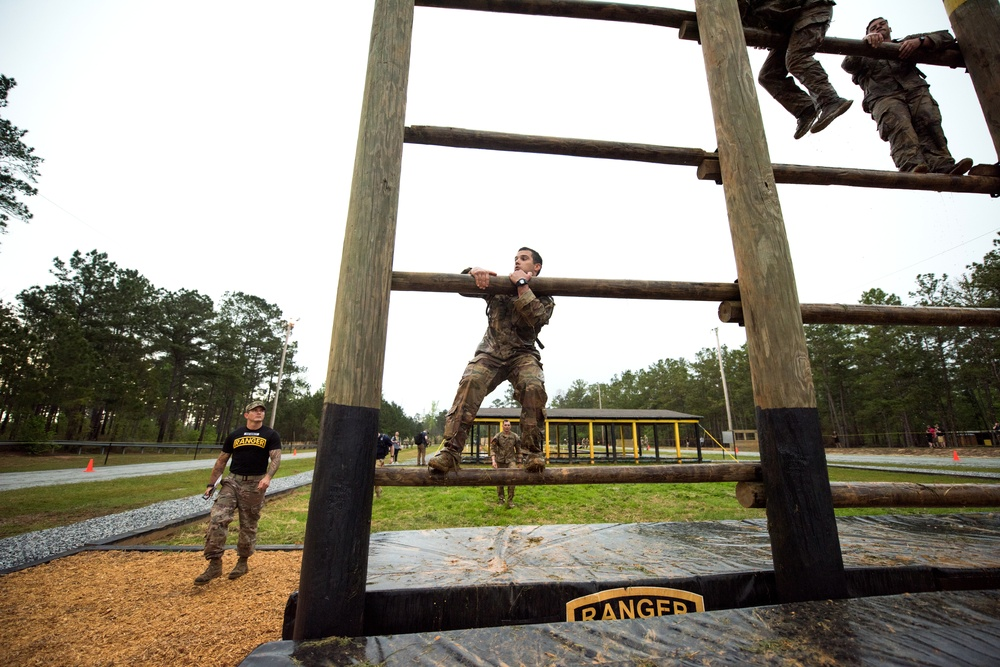 TACP Airmen Compete in Best Ranger Competition 2019
