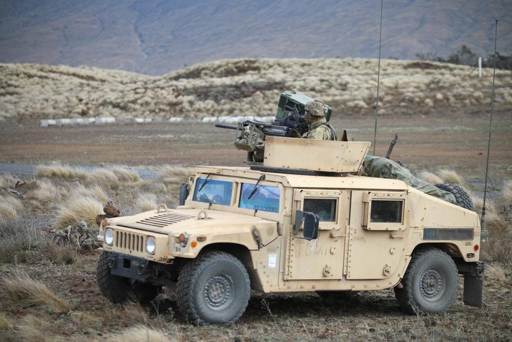 M1151 High Mobility Multipurpose Wheeled Vehicle