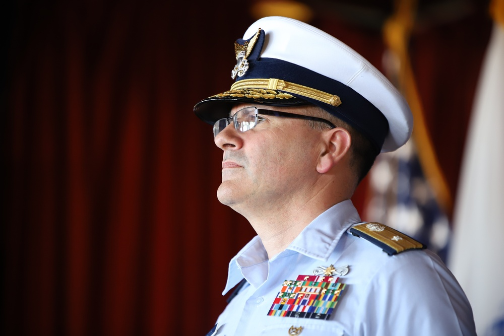 Rear Adm. Robert Hayes becomes Director of Joint Interagency Task Force West