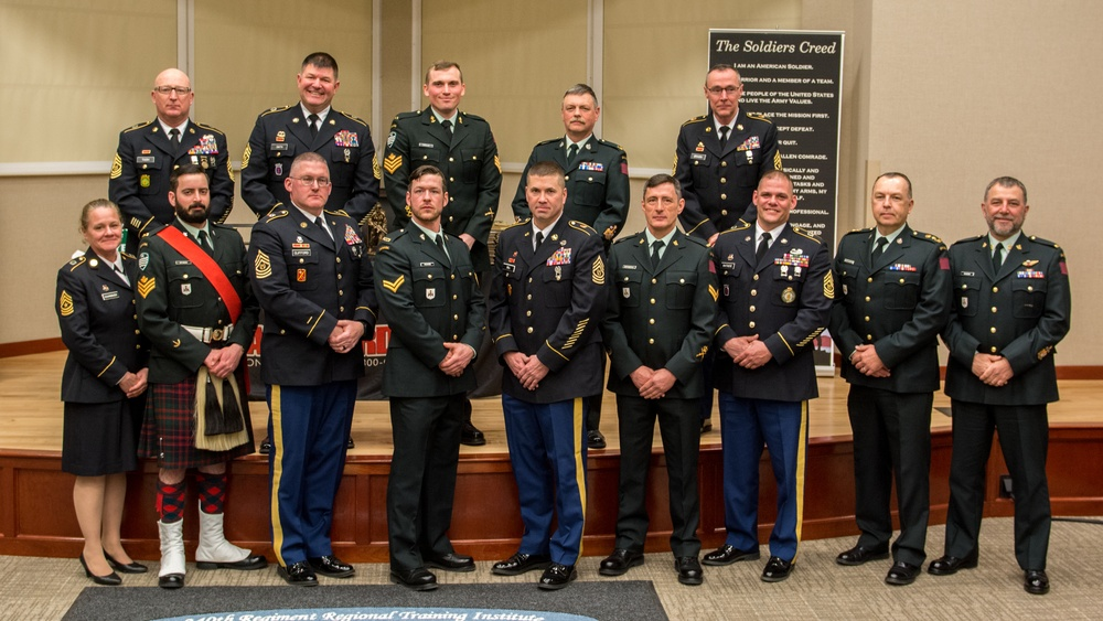 Soldiers Participate in Maine Best Warrior Competition