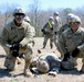 The 249th Engineer Battalion Medevac Field Training Exercise