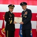 USAFE-AFAFRICA Change of Command