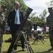 U.S. Ambassador Culvahouse Jr. visits MRF-D Marines