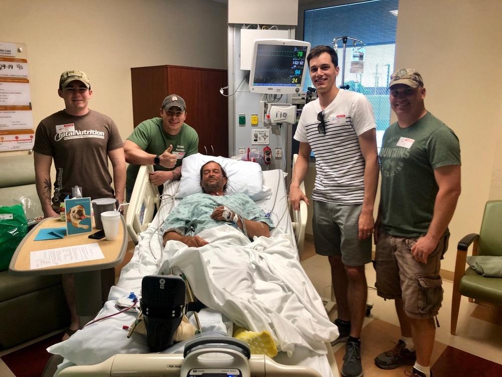 1st Air Cavalry MEDEVAC Aircrew Saves Injured Hiker