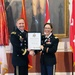 Army engineer officer retires after 23-year career