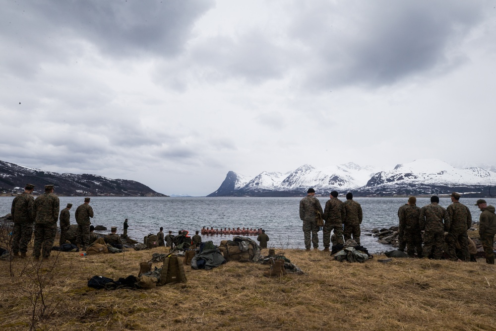 The Norwegian Coastal Rangers, US Brothers in Arms