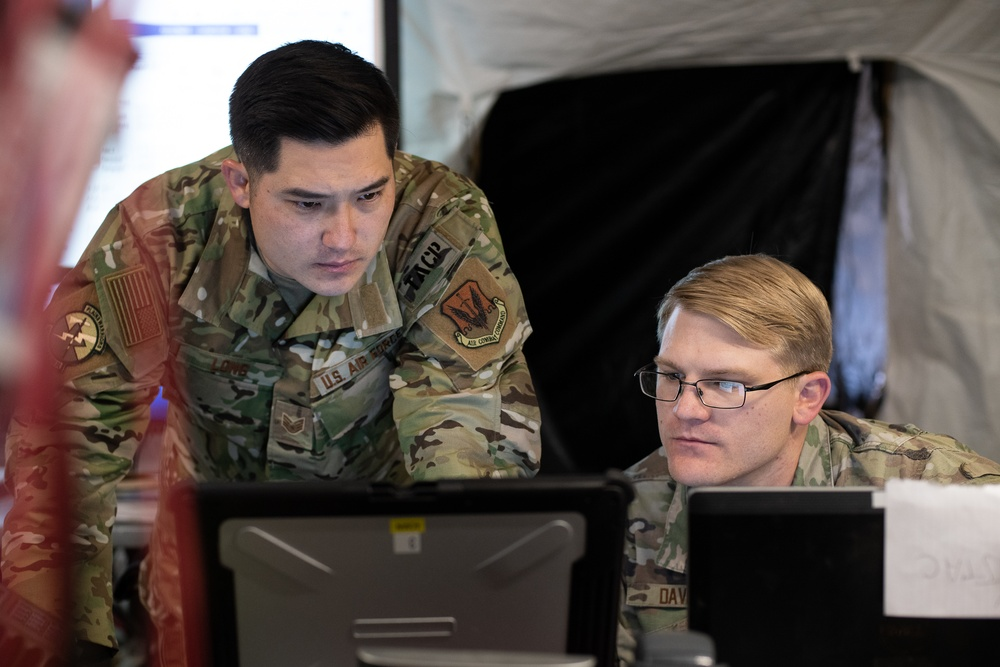 146th ASOS and 1/34th ABCT build continued partnership in warfighter exercise