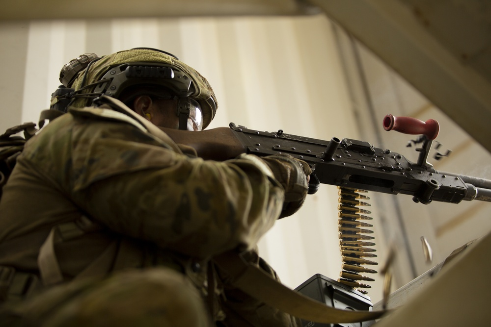 U.S. Marines, ADF and AFP conduct MOUT during Exercise Carabaroo