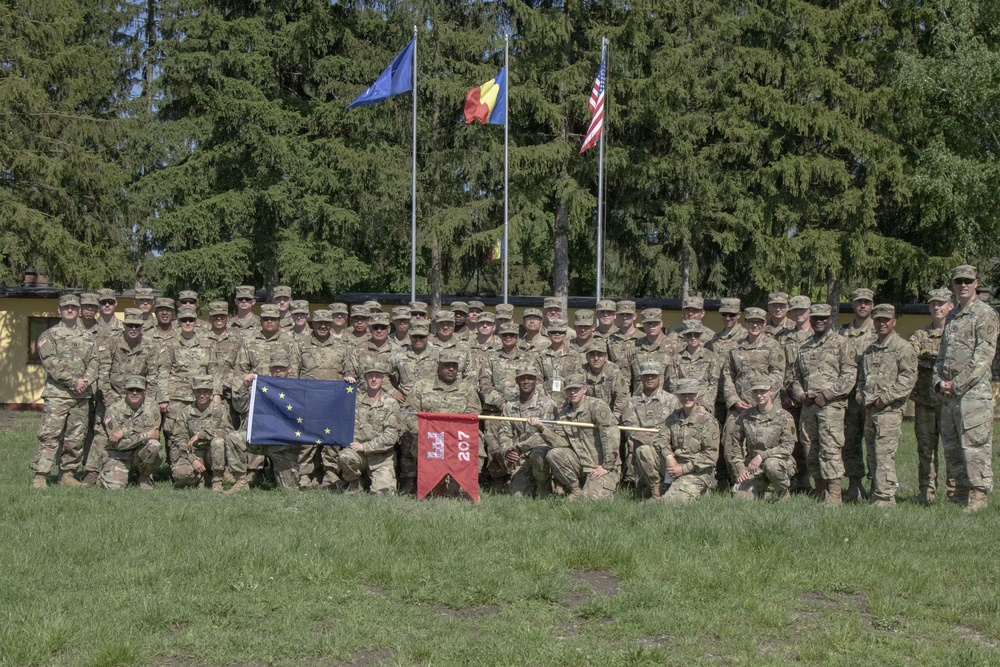 Alaska Army Guard engineers wrap up Resolute Castle