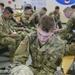 Alaska National Guardsmen mobilize at Fort Bliss