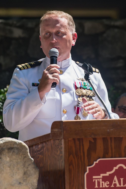NRD San Antonio Change of Command Ceremony 7Jun2019