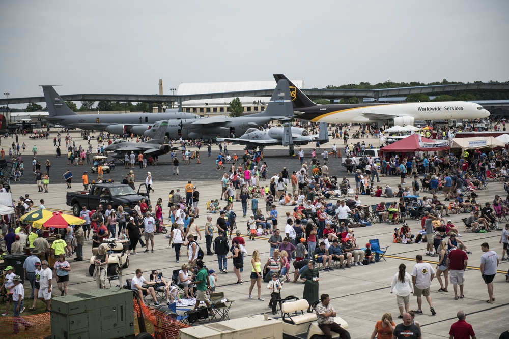 Fort Wayne Air Show 2019