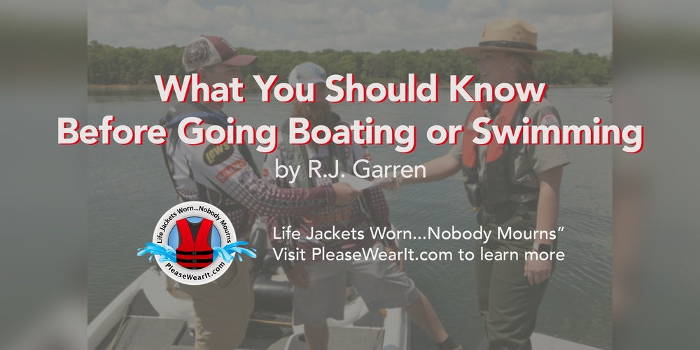 What You Should Know Before Going Boating or Swimming