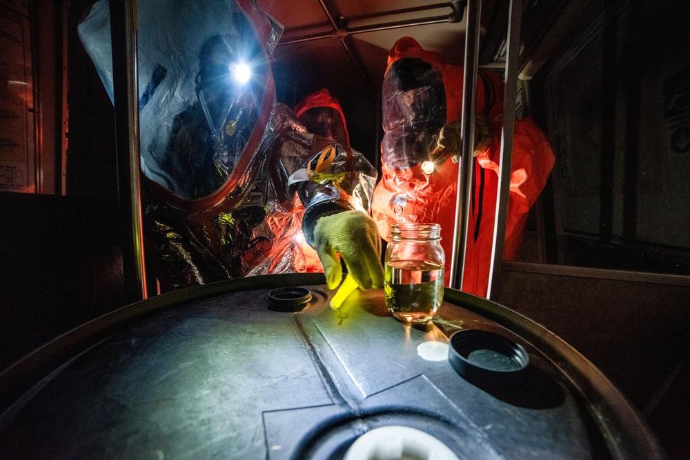Global Dragon hosts disaster response exercise
