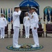 Underwater Construction Team 2 Conducts Change of Command Ceremony