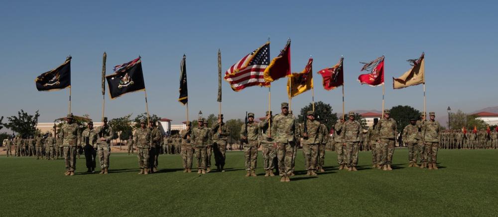 1st Stryker Brigade Combat Team Converts to Armored Brigade