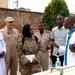 CJTF-HOA, Kamenge Military Hospital partner for Ebola prevention