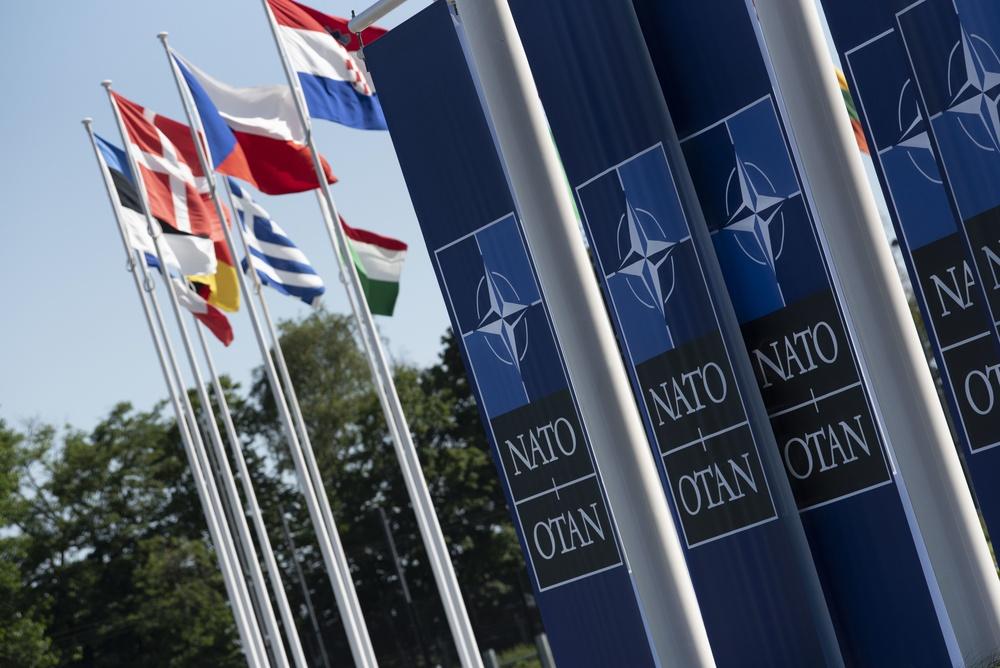 NATO Defense Ministers Meet at NATO Headquarters