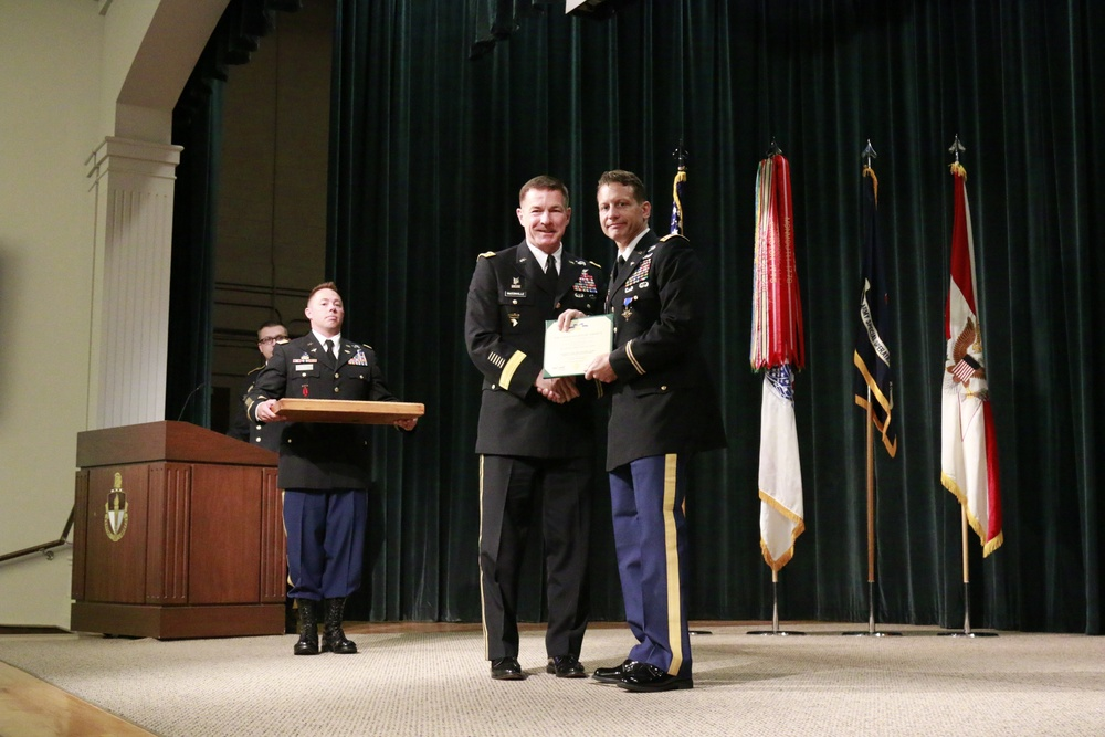 Capt. Christopher C. Palumbo awarded Distinguished Service Cross for heroics in Afghanistan