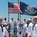 Navy Lieutenant Assumes Command of newest Coastal Riverine Patrol Boat