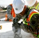 Civil Engineer service members continue work during the Mertarvik Innovative Readiness Training