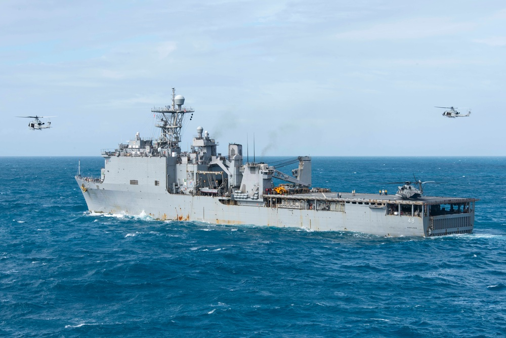 USS Green Bay (LPD 20) Visit, Board, Search and Seizure