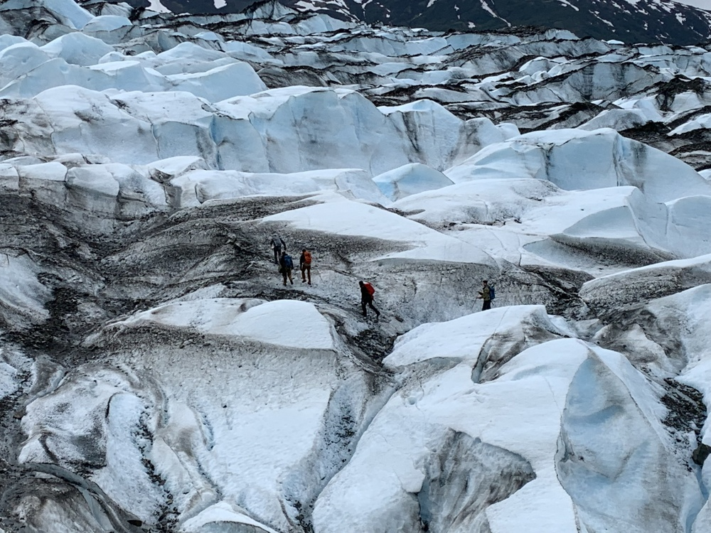 Colony Glacier Part 1: Joint team unearths lost service members