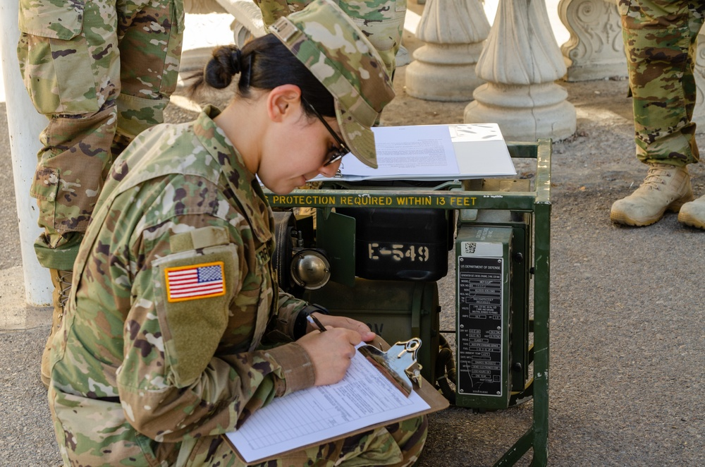 Army Reserve Junior Leader Certification Program