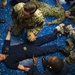 USS Bonhomme Richard (LHD 6) Conducts Medical Training Team (MTT) Drill