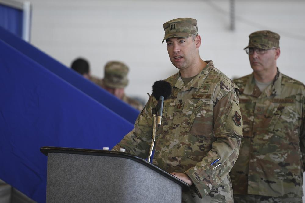 1st SOMXG holds change of command ceremony at Hurlburt Field, Florida