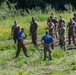 1 ID, 1 CAB Soldiers do Rugged Terrain Course