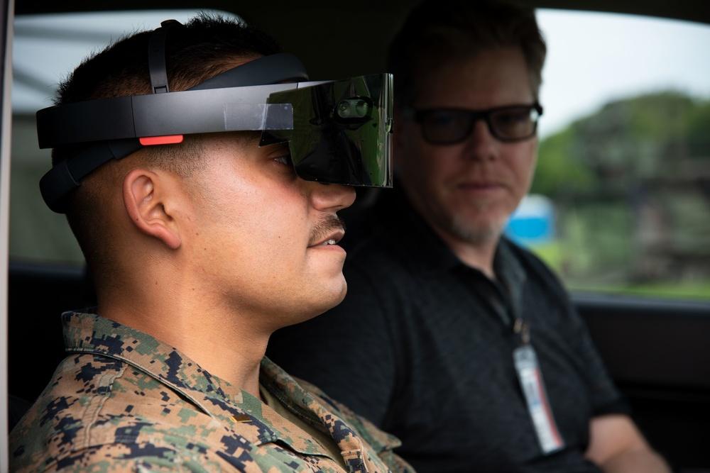 NIWC Atlantic Team Tests Exploratory Technology during Navy, Marine Exercise